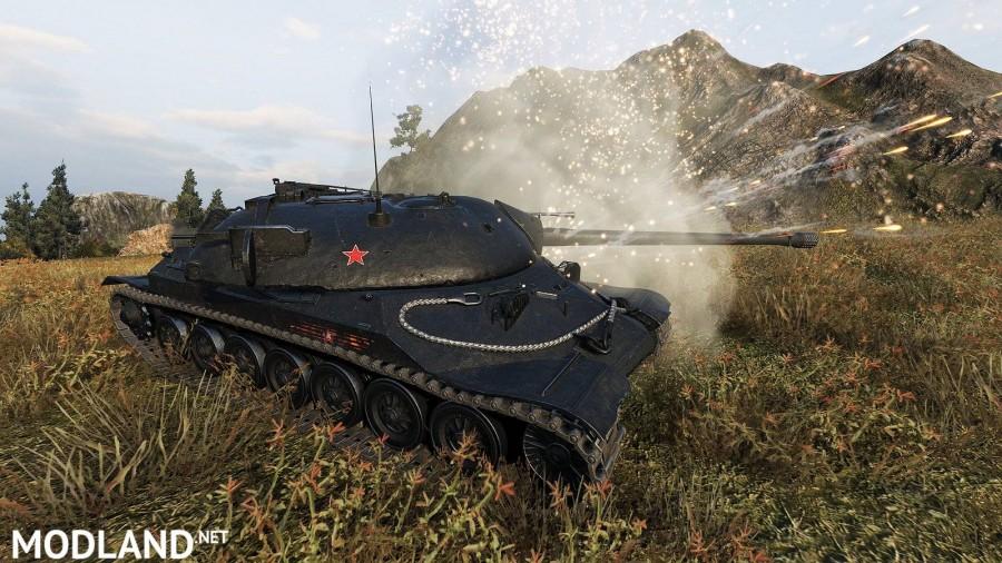 Black Series: IS-7 Armata 1.0 [9.22.0.1]